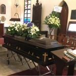 Irina's Coffin at St. Michael's Chapel
