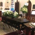 Irina's Coffin at St. Michael's Chapel