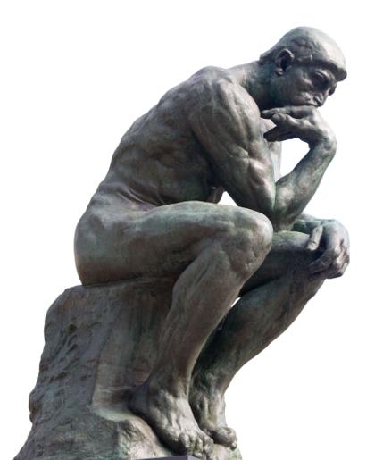 The Thinker (JPsNotes)