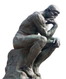 The Thinker (JPsNotes)
