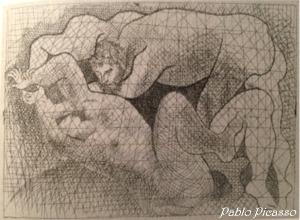 Pablo Picasso-1A (Small)